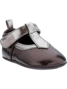 [SALE]Metallic T-Strap Shoes for Baby[0/3m~18/24m]